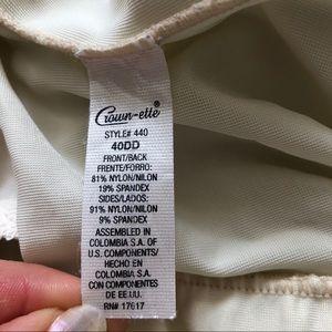 ea8c04c4b4c4d crown ette Intimates   Sleepwear - Crown-ette Shapewear 40DD